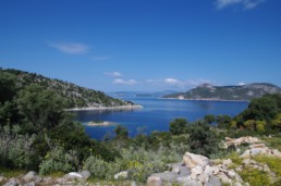 Bay on Kastos Island